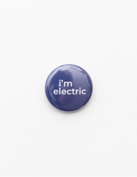 BADGE // I'M ELECTRIC